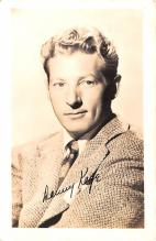 act011054 - Danny Kaye Movie Star Actor Actress Film Star Postcard, Old Vintage Antique Post Card