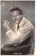 act011058 - Danny Kaye Movie Star Actor Actress Film Star Postcard, Old Vintage Antique Post Card