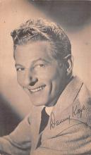 act011060 - Danny Kaye Movie Star Actor Actress Film Star Postcard, Old Vintage Antique Post Card