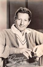 act011062 - Danny Kaye Movie Star Actor Actress Film Star Postcard, Old Vintage Antique Post Card