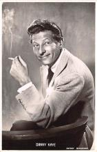 act011065 - Danny Kaye Movie Star Actor Actress Film Star Postcard, Old Vintage Antique Post Card