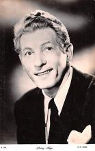 act011067 - Danny Kaye Movie Star Actor Actress Film Star Postcard, Old Vintage Antique Post Card