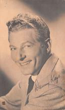act011069 - Danny Kaye Movie Star Actor Actress Film Star Postcard, Old Vintage Antique Post Card