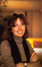act011073 - Diane Keaton Movie Star Actor Actress Film Star Postcard, Old Vintage Antique Post Card