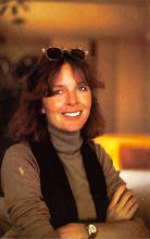 act011075 - Diane Keaton Movie Star Actor Actress Film Star Postcard, Old Vintage Antique Post Card