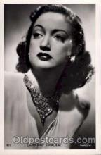 act012008 - Dorothy Lamour Actress / Actor Postcard Post Card Old Vintage Antique