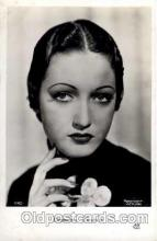 act012010 - Dorothy Lamour Actress / Actor Postcard Post Card Old Vintage Antique
