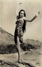act012011 - Dorothy Lamour Actress / Actor Postcard Post Card Old Vintage Antique