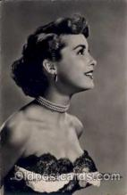 act012028 - Janet Leigh Actress / Actor Postcard Post Card Old Vintage Antique