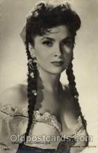 act012040 - Gina Lollobrigida Actress / Actor Postcard Post Card Old Vintage Antique