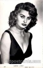 act012046 - Sophia Loren Actress / Actor Postcard Post Card Old Vintage Antique