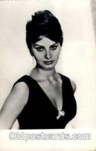 act012048 - Sophia Loren Actress / Actor Postcard Post Card Old Vintage Antique