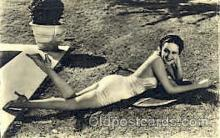 act012078 - Dorothy Lamour Actress / Actor Postcard Post Card Old Vintage Antique