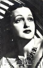 act012080 - Dorothy Lamour Actress / Actor Postcard Post Card Old Vintage Antique