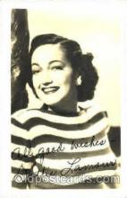 act012081 - Dottie Lamour Actress / Actor Postcard Post Card Old Vintage Antique