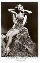 act012083 - Dorothy Lamour Actress / Actor Postcard Post Card Old Vintage Antique