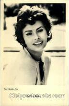 act012092 - Sophia Loren Actress / Actor Postcard Post Card Old Vintage Antique
