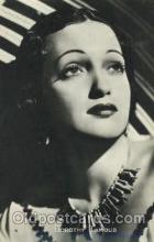 act012131 - Dorothy Lamour Actor, Actress, Movie Star, Postcard Post Card