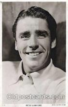act012142 - Peter Lawford Actor, Actress, Movie Star, Postcard Post Card