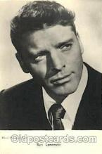 act012148 - Burt Lancaster Actor, Actress, Movie Star, Postcard Post Card