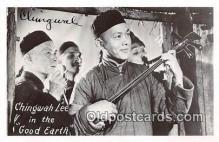 act012156 - Chingwah Lee Movie Actor / Actress, Entertainment Postcard Post Card