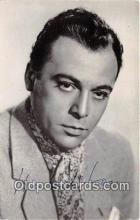 act012161 - Herbert Lom Movie Actor / Actress, Entertainment Postcard Post Card