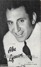 act012162 - Abe Lyman Movie Actor / Actress, Entertainment Postcard Post Card