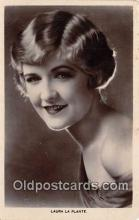 act012168 - Laura La Plante Movie Actor / Actress, Entertainment Postcard Post Card