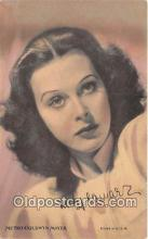 act012173 - Hedy Lawarz Movie Actor / Actress, Entertainment Postcard Post Card