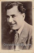 act012190 - Bert Lytell Movie Actor / Actress, Entertainment Postcard Post Card