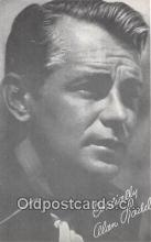 act012195 - Alan Ladd Movie Actor / Actress, Entertainment Postcard Post Card