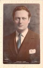 act012214 - Edmund Lowe, Cinema Star Movie Star Actor Actress Film Star Postcard, Old Vintage Antique Post Card
