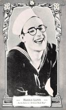 act012234 - Harold Lloyd, Sailor in Sailor Made Man Movie Star Actor Actress Film Star Postcard, Old Vintage Antique Post Card