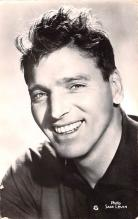 act012241 - Burt Lancaster Movie Star Actor Actress Film Star Postcard, Old Vintage Antique Post Card