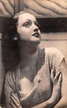 act012307 - Dorothy Lamour Movie Star Actor Actress Film Star Postcard, Old Vintage Antique Post Card