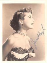 act012308 - Janet Leigh Movie Star Actor Actress Film Star Postcard, Old Vintage Antique Post Card