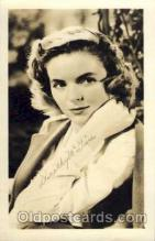 act013009 - Dorothy McGuire Actress / Actor Postcard Post Card Old Vintage Antique