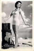 act013043 - Ann Miller Actress / Actor Postcard Post Card Old Vintage Antique