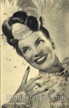 act013044 - Carmen Miranda Actress / Actor Postcard Post Card Old Vintage Antique