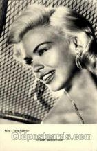 act013047 - Jayne Mansfield Actress / Actor Postcard Post Card Old Vintage Antique