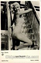 act013048 - Jayne Mansfield Actress / Actor Postcard Post Card Old Vintage Antique
