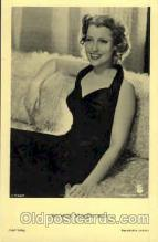 act013059 - Jeanette MacDonald Actress / Actor Postcard Post Card Old Vintage Antique
