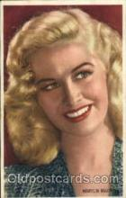 act013067 - Marilyn Maxwell Actress / Actor Postcard Post Card Old Vintage Antique