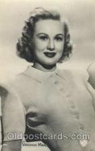 act013079 - Virginia Mayo Actor, Actress, Movie Star, Postcard Post Card