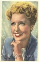 act013084 - Jeanette MacDonald Trade Card Actor, Actress, Movie Star, Postcard Post Card