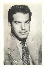 act013101 - Fred MacMurray Actor, Actress, Movie Star, Postcard Post Card