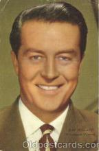 act013109 - Ray Milland Actor, Actress, Movie Star, Postcard Post Card