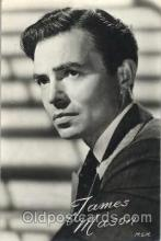act013110 - James Mason Actor, Actress, Movie Star, Postcard Post Card