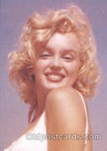 act013118 - Post Card Produced 1984 - 1988, Actress, Model, Marilyn Monroe Postcard