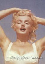 act013130 - Post Card Produced 1984 - 1988, Actress, Model, Marilyn Monroe Postcard